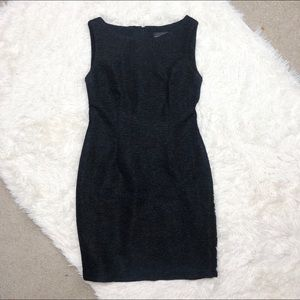 Connected Little Black Sleeveless Dress 4 Petite